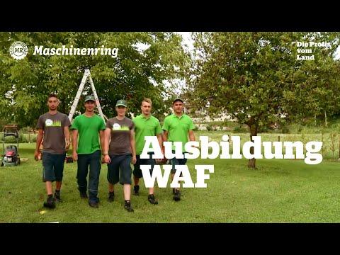 Ausbildung zur Wirtschafts & Agrar-Fachkraft beim Maschinenring Oberösterreich