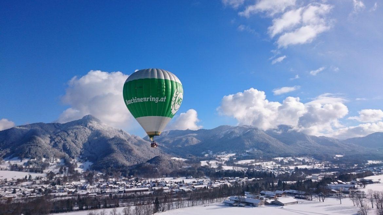 Maschinenring Ballon