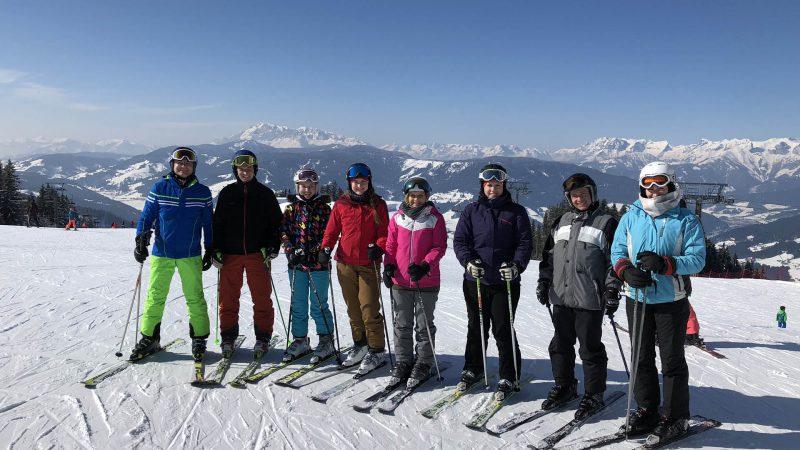 Skitag MR Gmunden