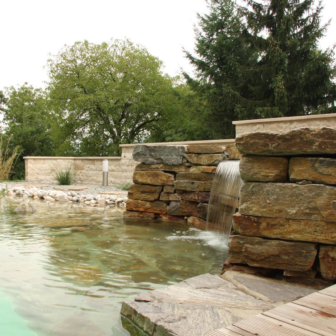 Wasser Verzaubert Jeden Garten